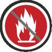 Tűzálló (lángálló) szalagfüggöny